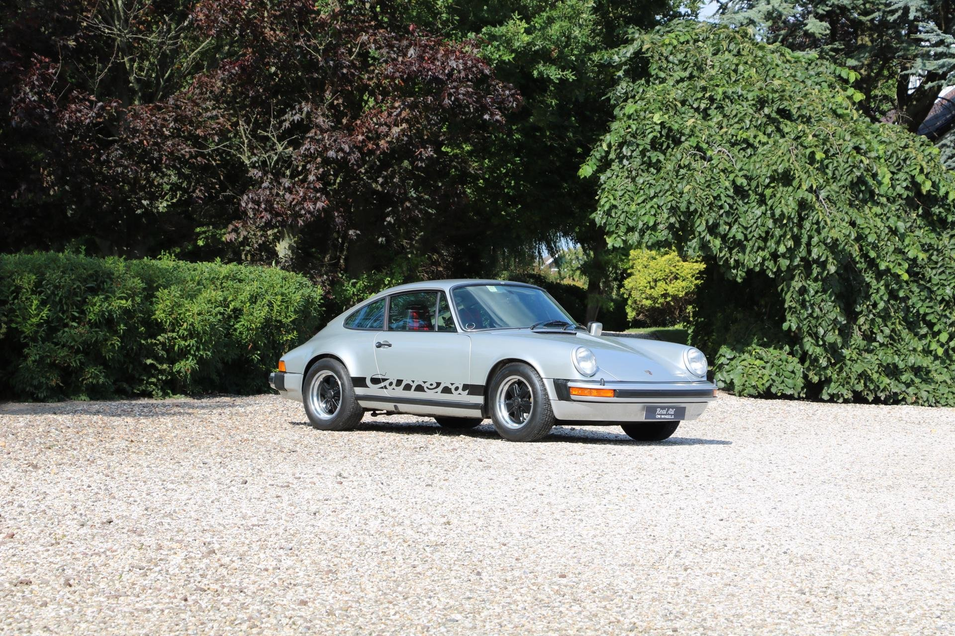 Real Art on Wheels | Porsche 911 Carrera 3.0