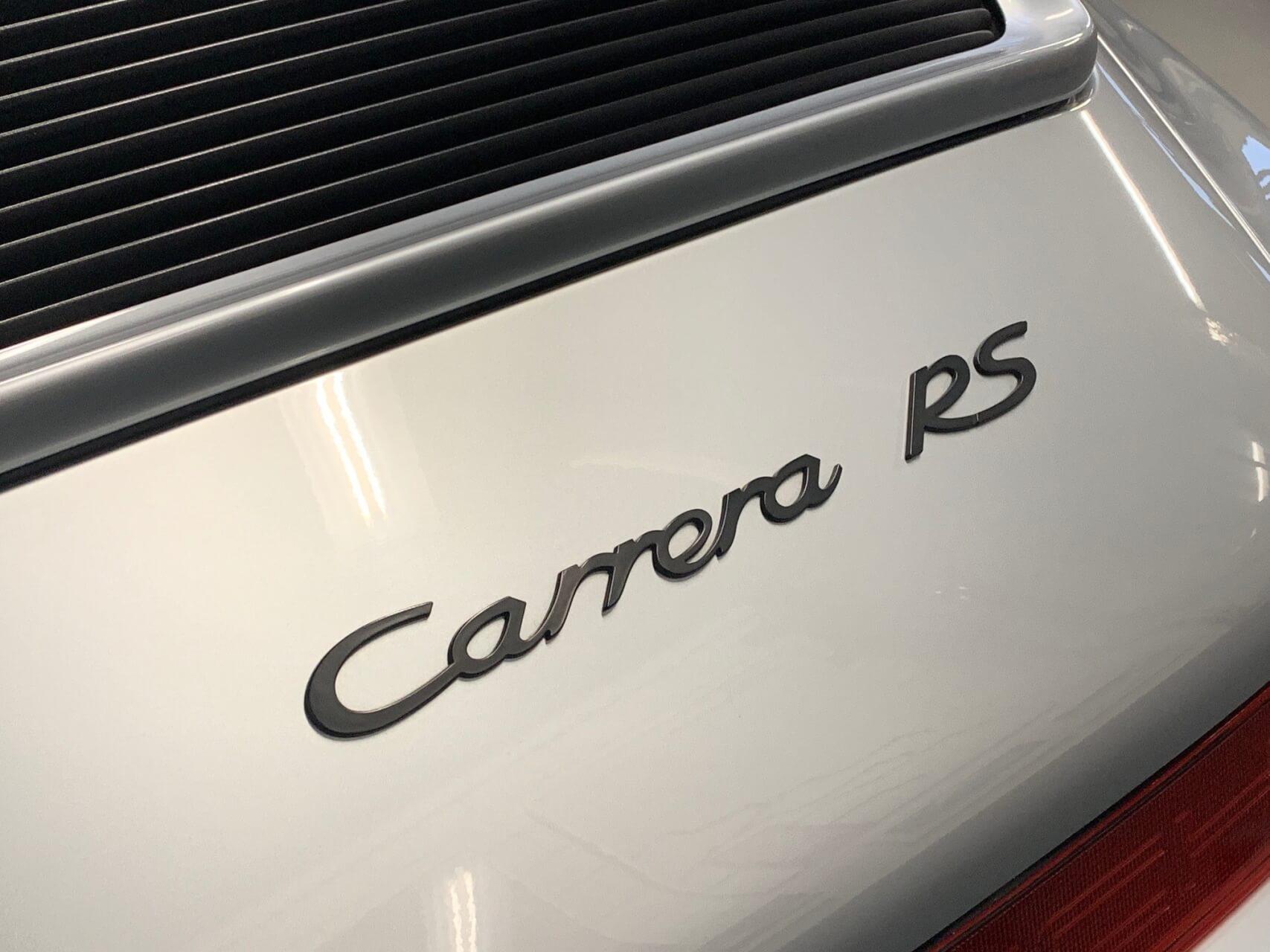 Real Art on Wheels | Porsche 964 RS