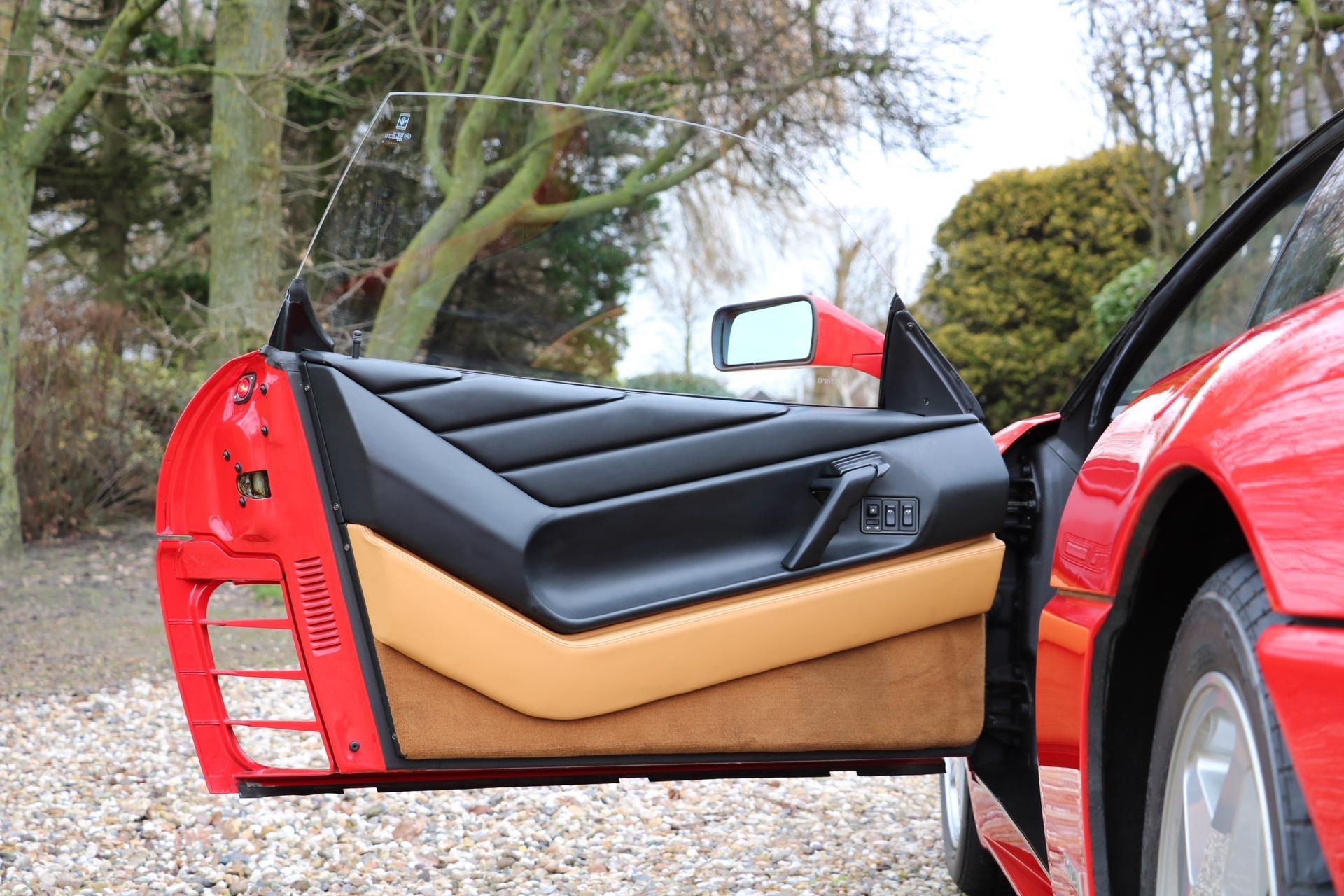 Real Art on Wheels | Ferrari 348 TB