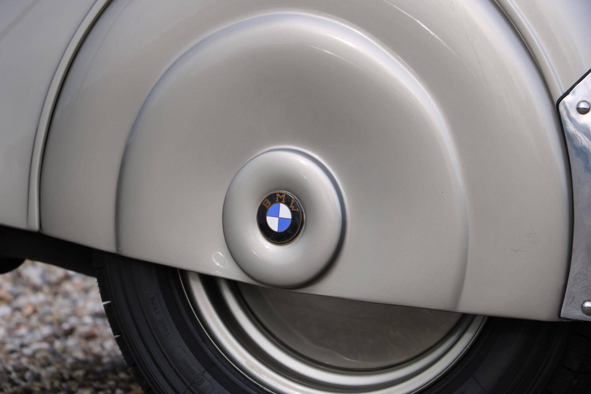 Real Art on Wheels | BMW 328 Wendler