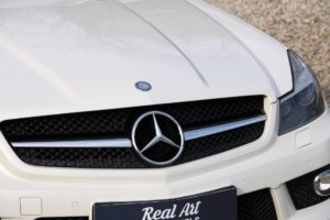 Real Art on Wheels | Mercedes-Benz SL63 AMG