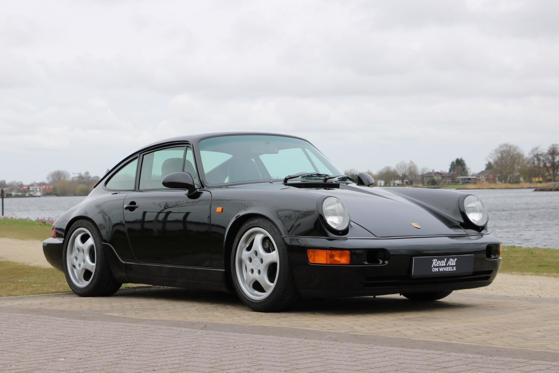 Real Art on Wheels | Porsche 964RS
