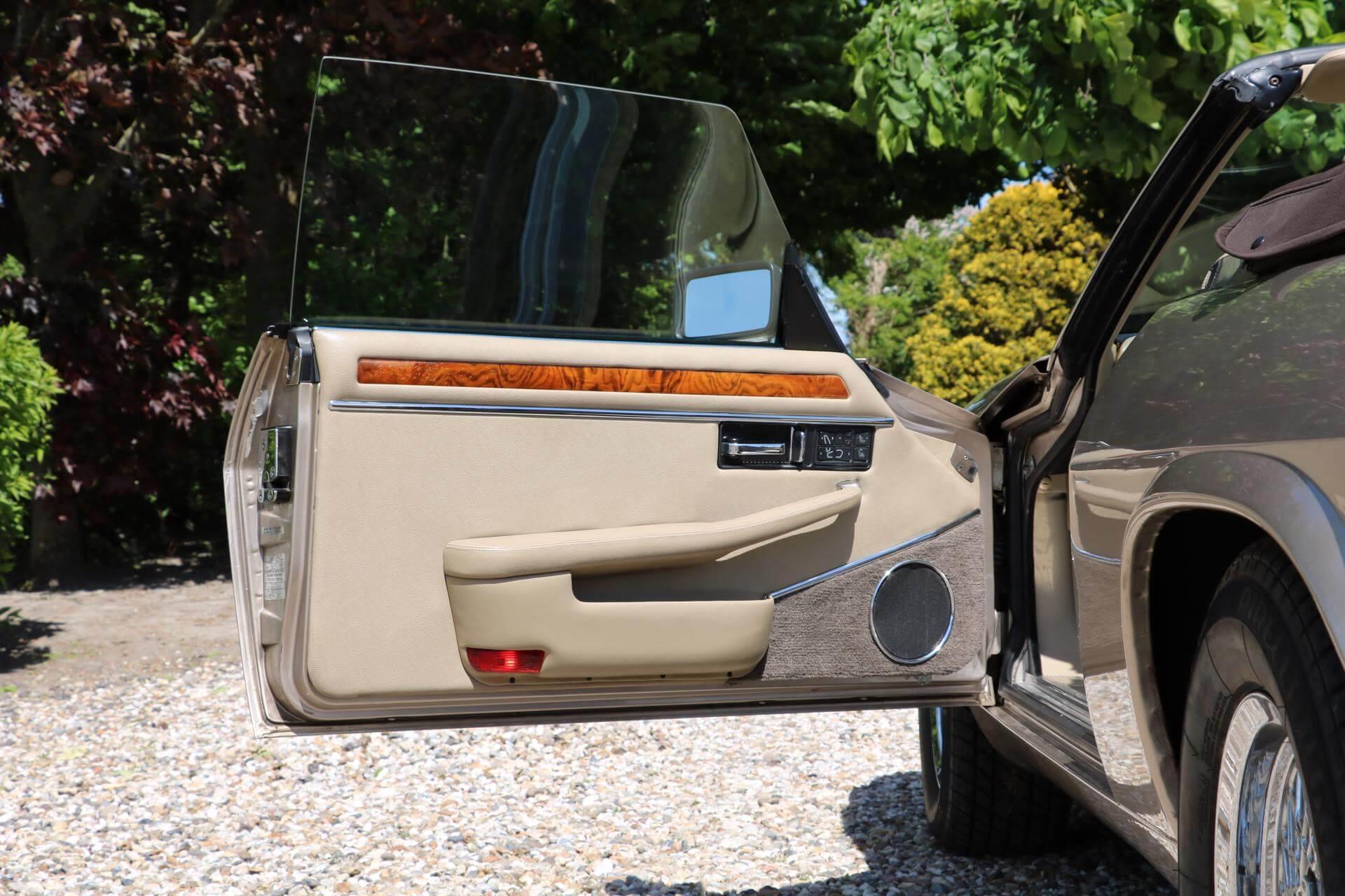 Real Art on Wheels | Jaguar XJS Convertible