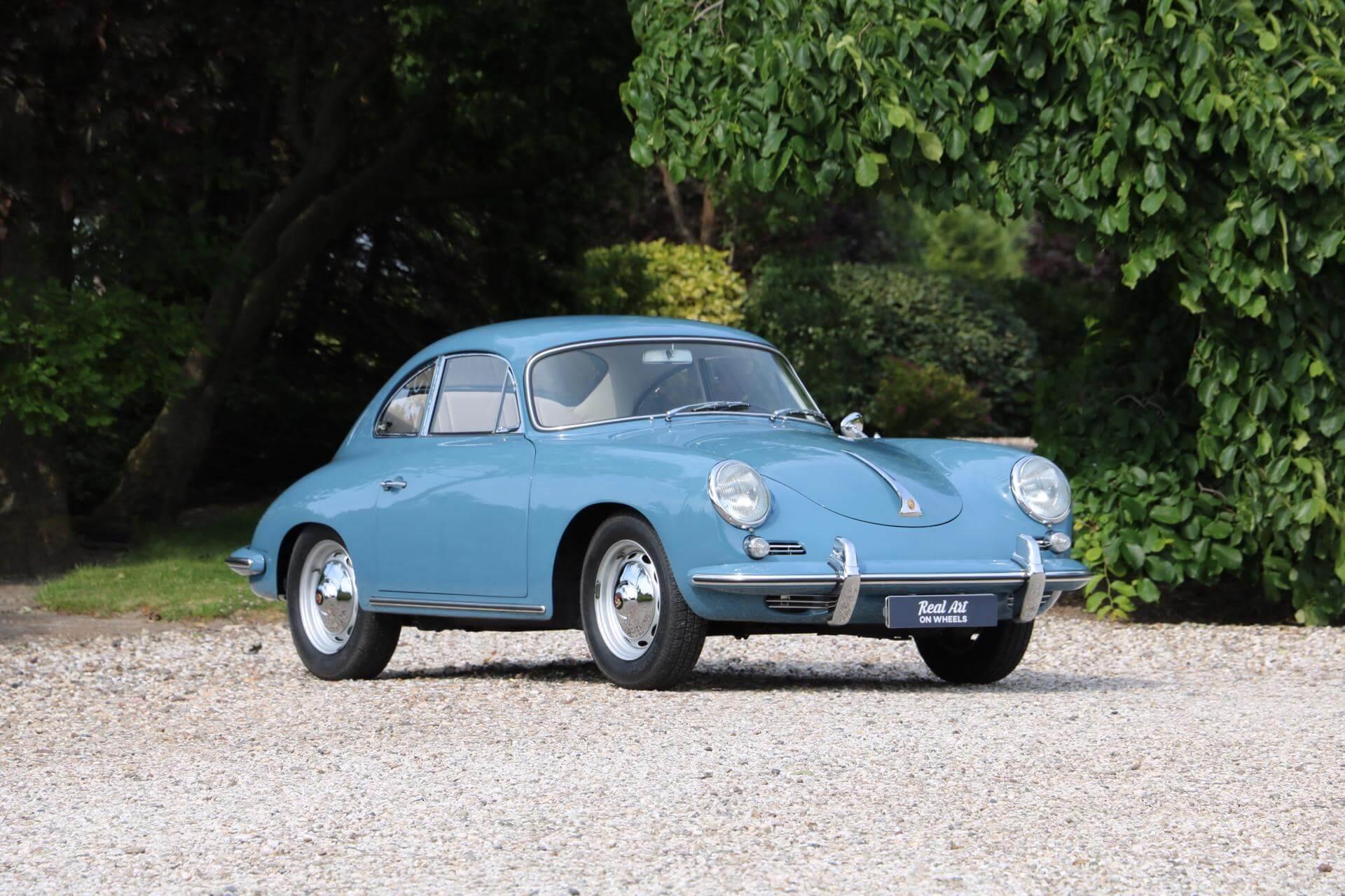 Real Art on Wheels | Porsche 356 B T5 Super 90