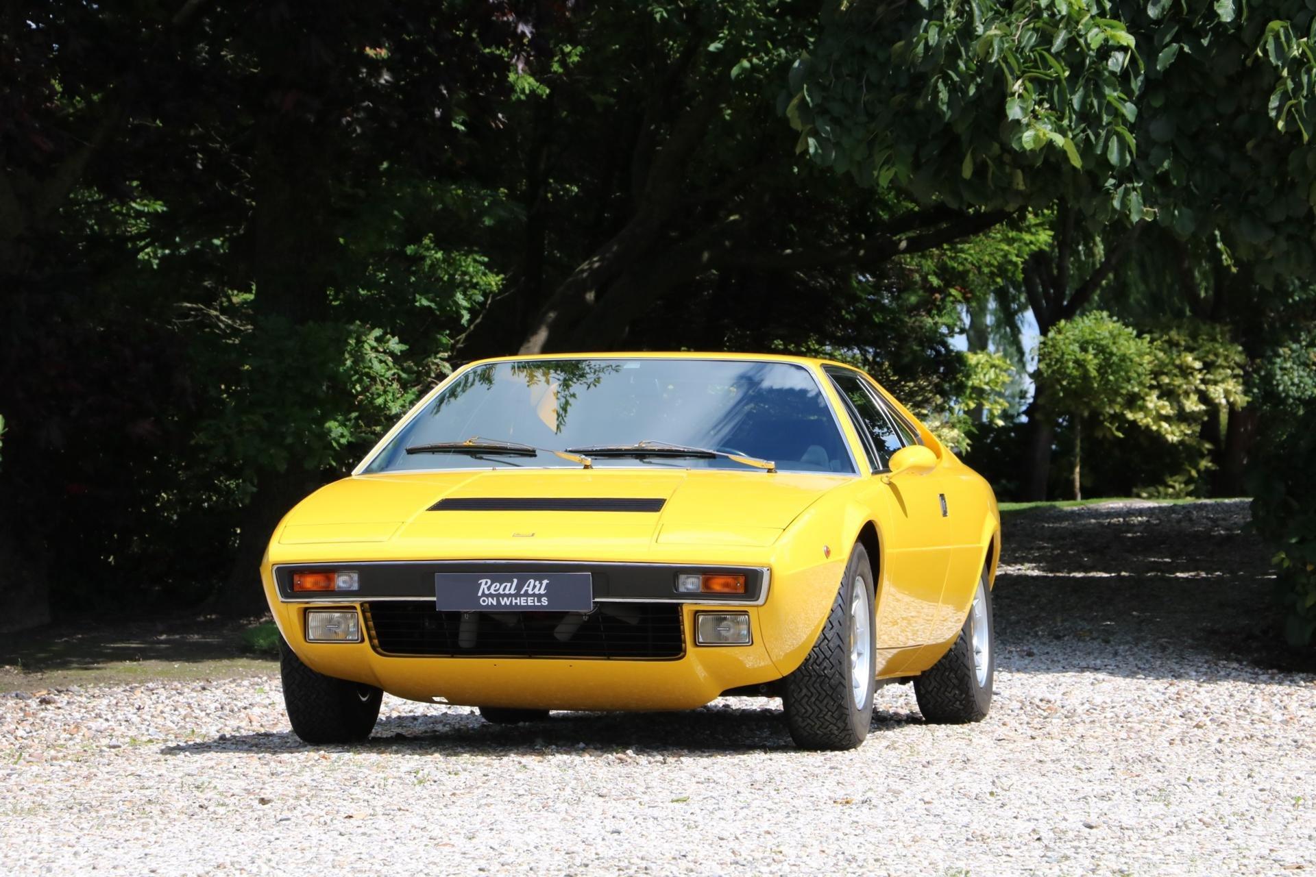 Real Art on Wheels | Ferrari Dino 308 GT4