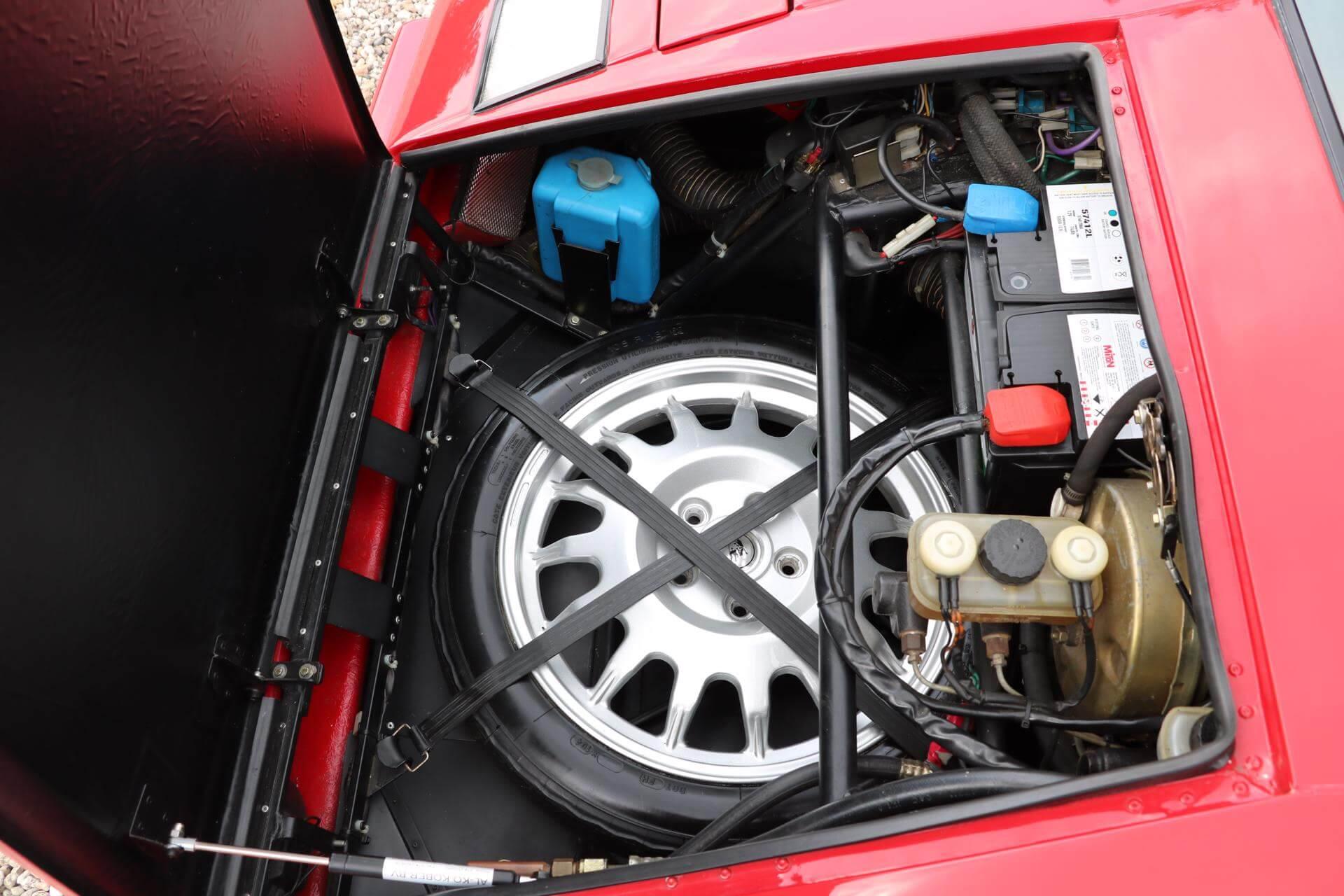 Real Art on Wheels | Lamborghini Countach 5000 QV