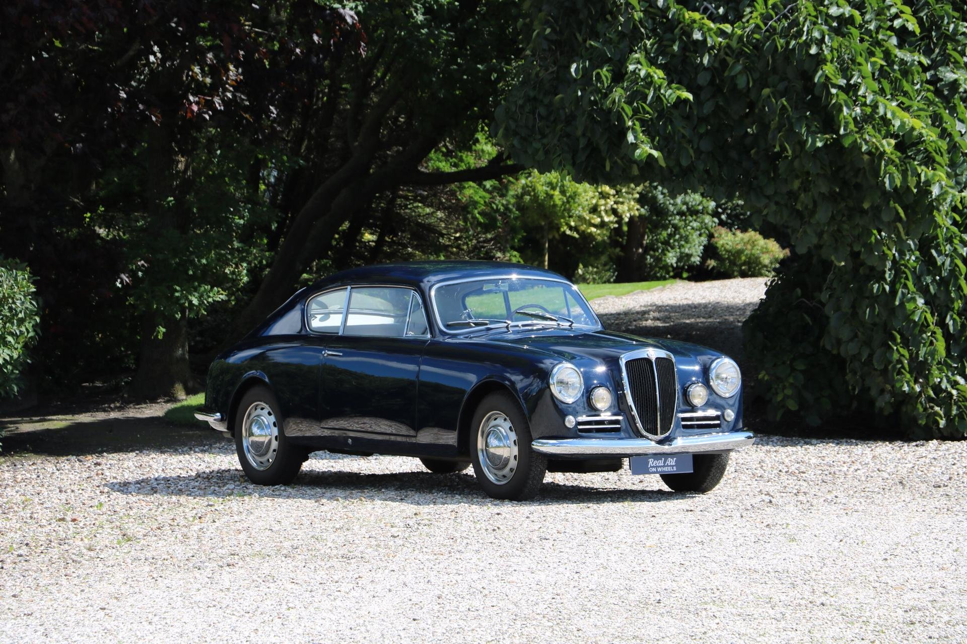 Real Art on Wheels | Lancia Aurelia