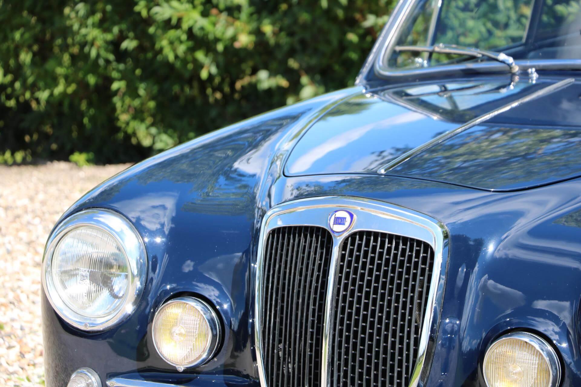 Real Art on Wheels | Lancia Aurelia