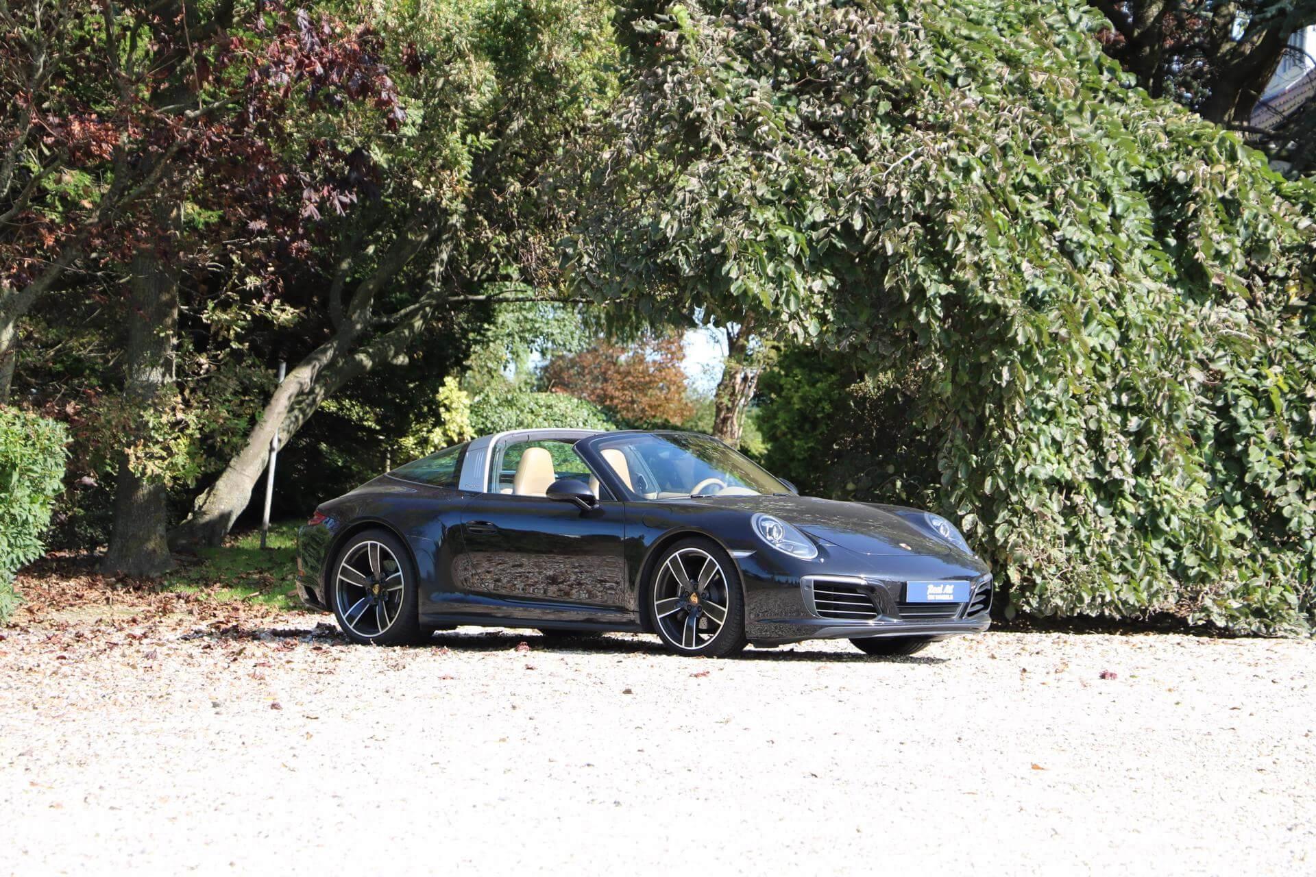Real Art on Wheels | Porsche 991 Targa