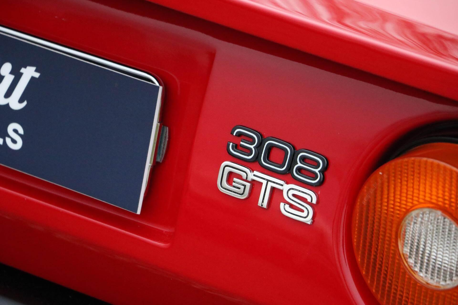 Real Art on Wheels | Ferrari 308 GTS