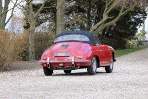 Real Art on Wheels | 1960 Porsche 356 B T5 Roadster