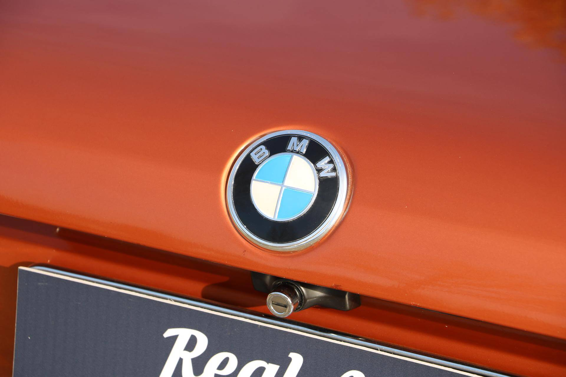 Real Art on Wheels | 1978 BMW 520