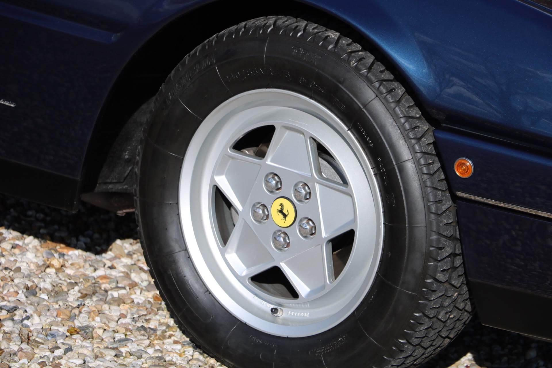 Real Art on Wheels | 1986 Ferrari 412