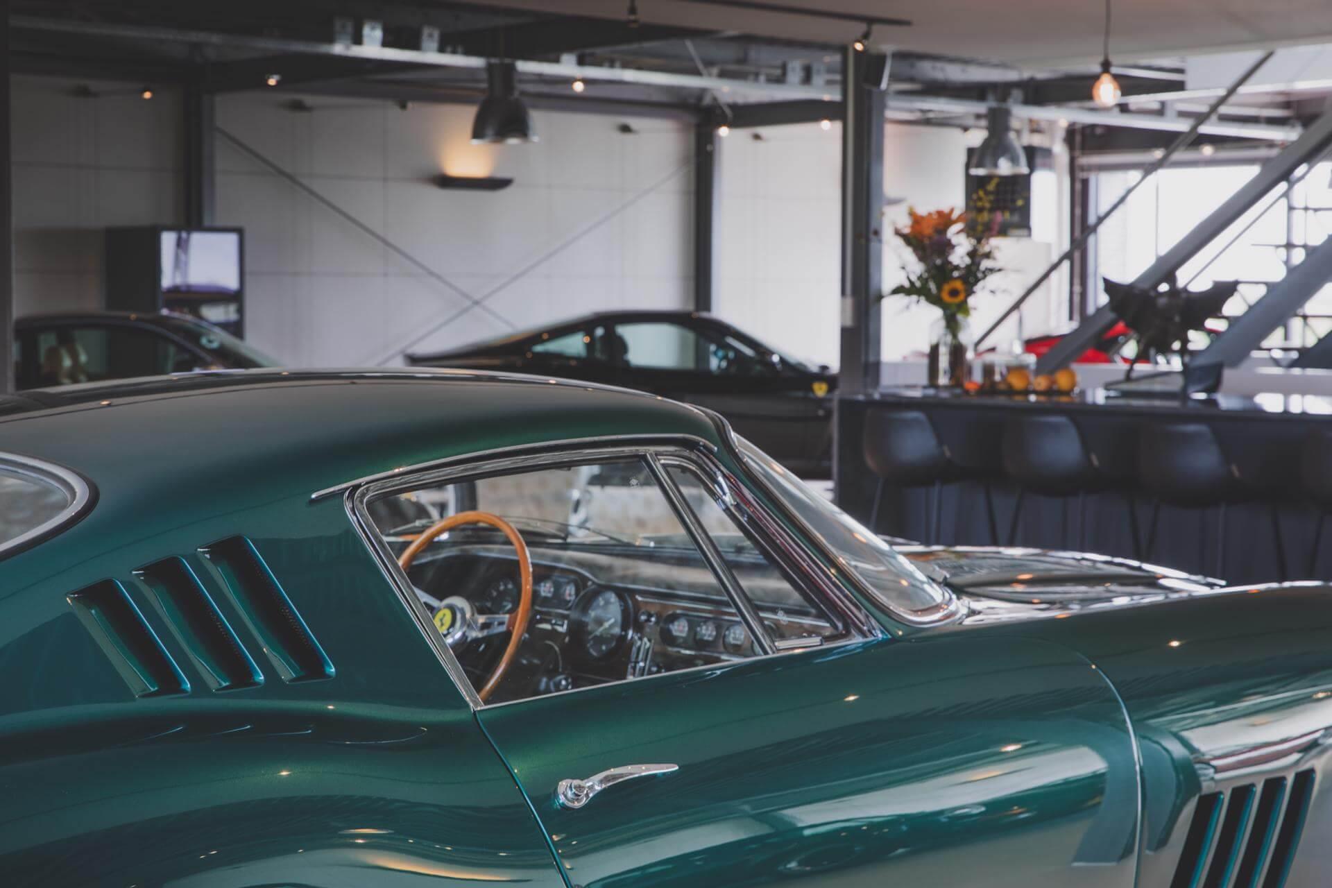 Real Art on Wheels | Showroom Snapshot