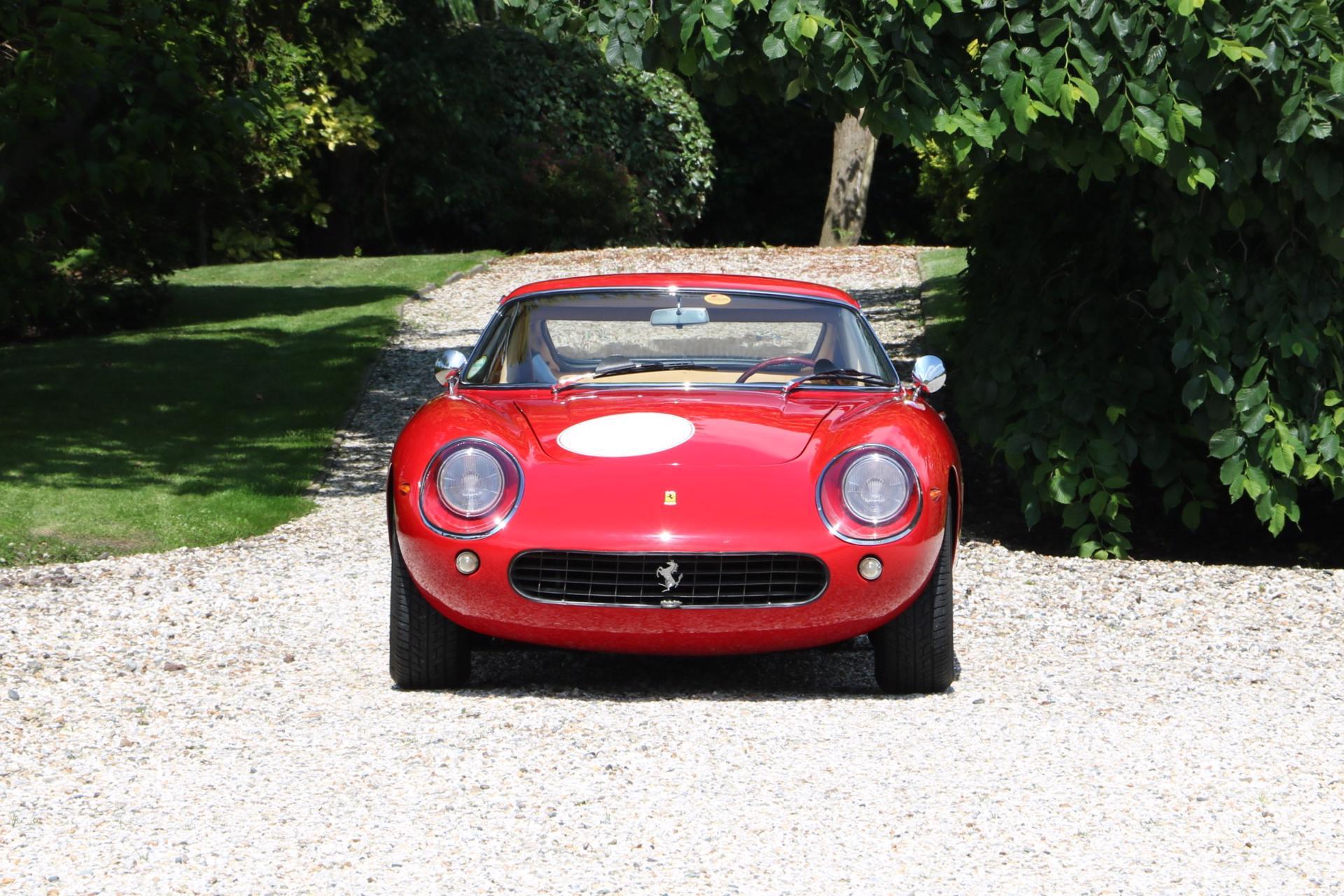 Real Art on Wheels | 1965 Ferrari 275 GTB
