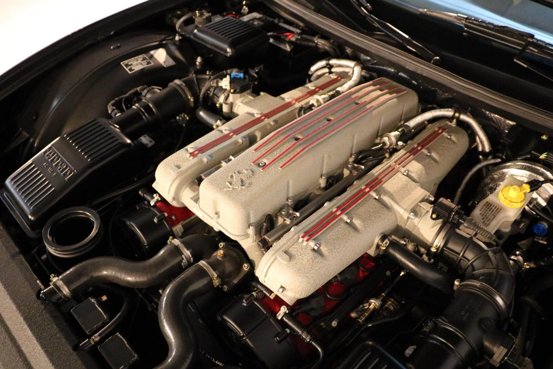Real Art on Wheels | 2001 Ferrari 550 Barchetta