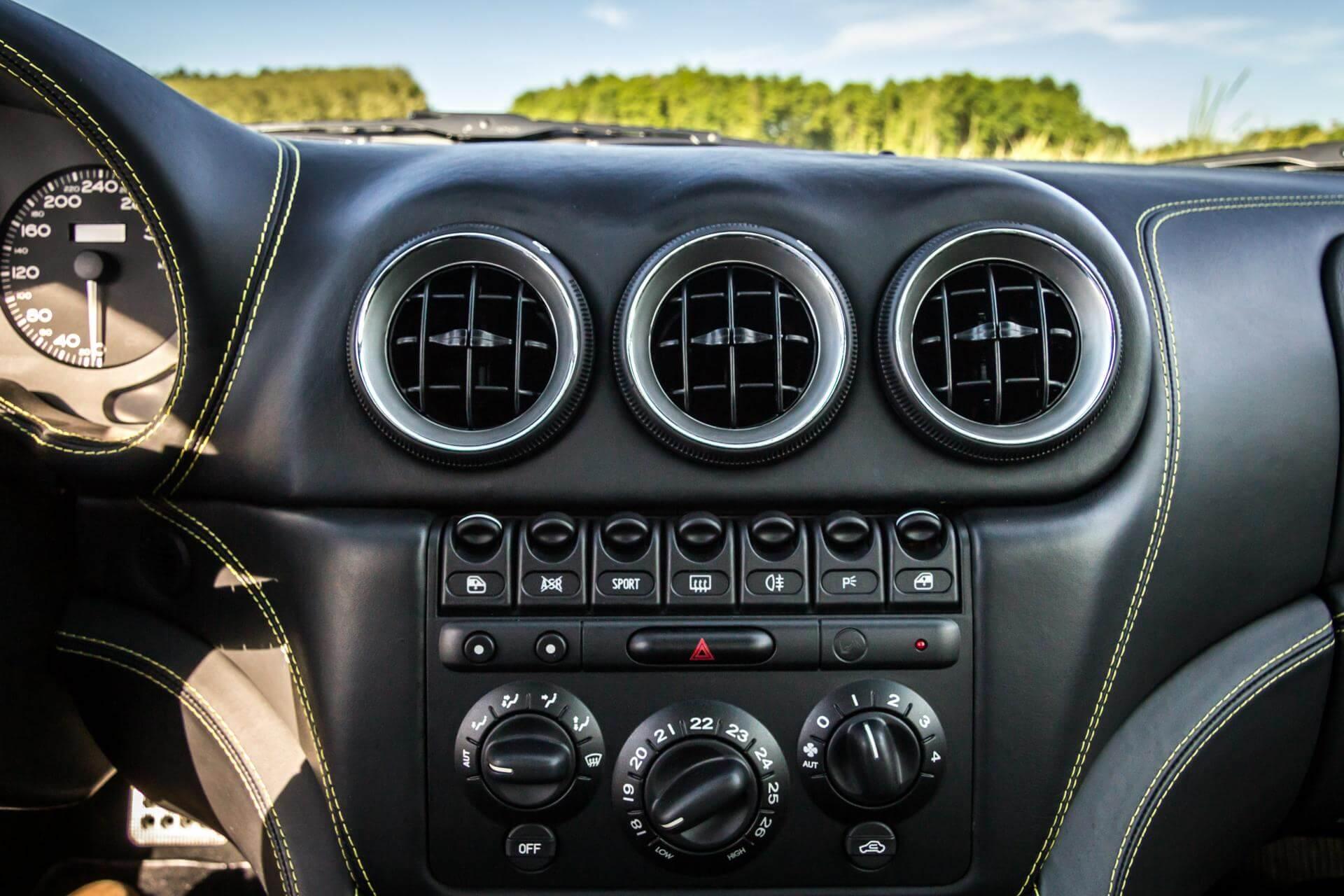 Real Art on Wheels   2003 Ferrari 575M Maranello