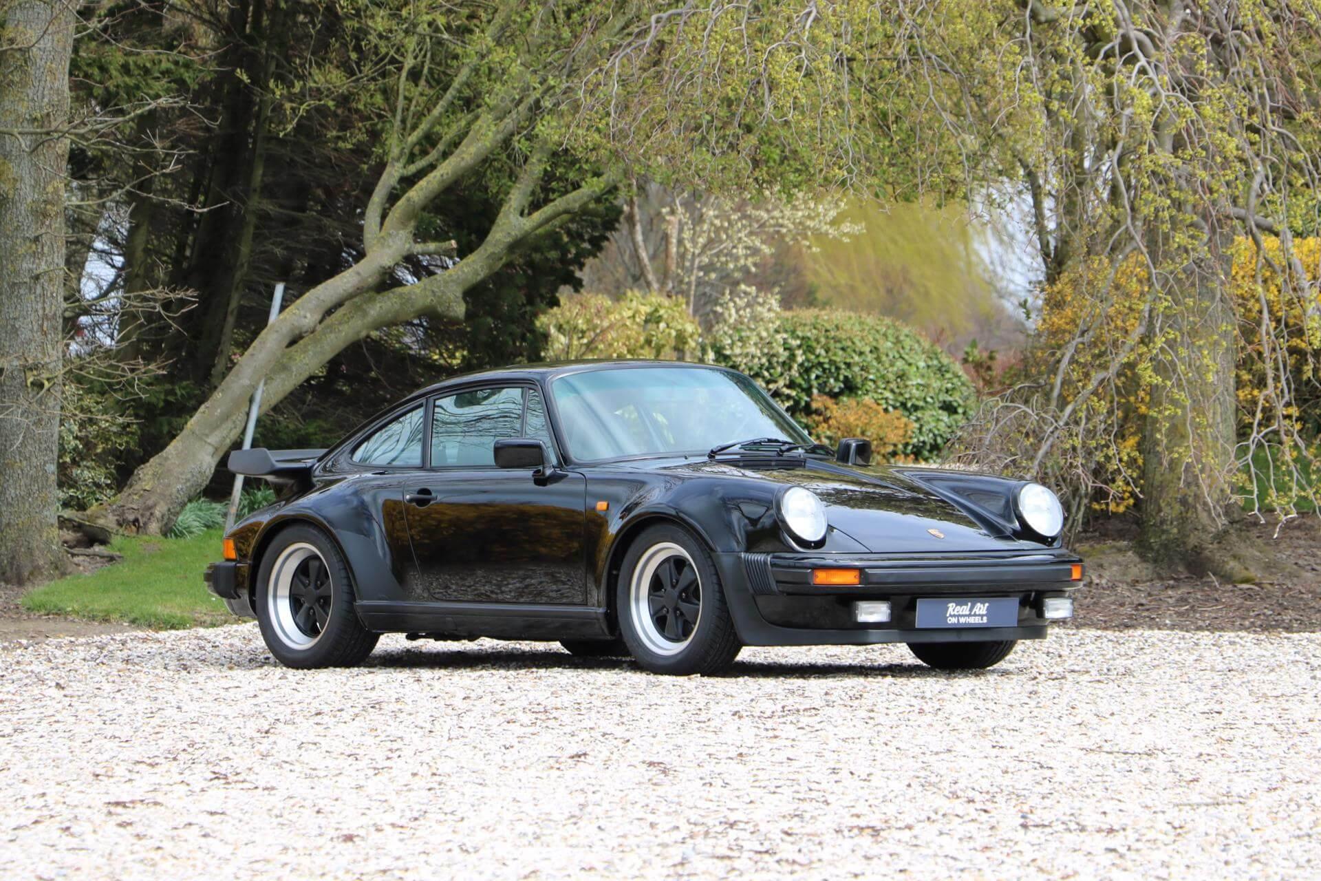 Real Art on Wheels | 1985 Porsche 911 Turbo